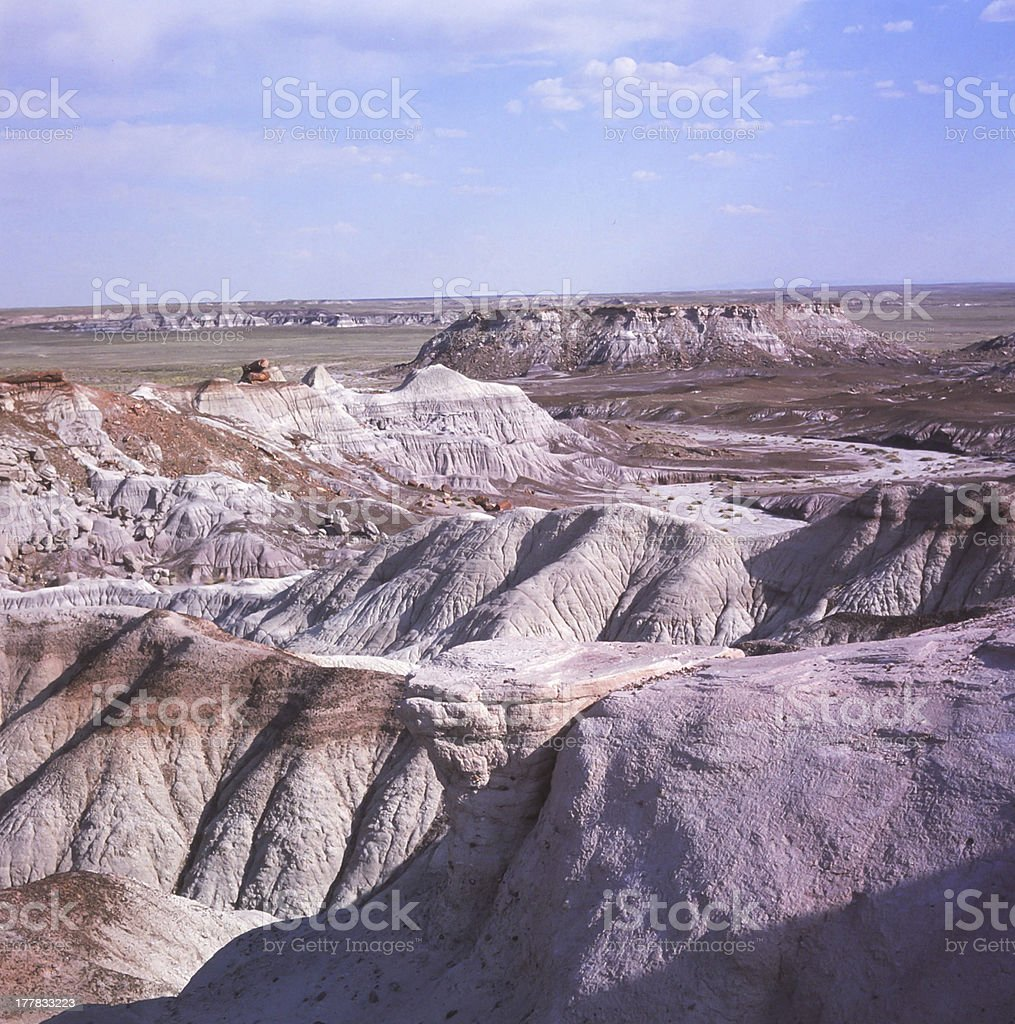 badlands royalty-free stock photo