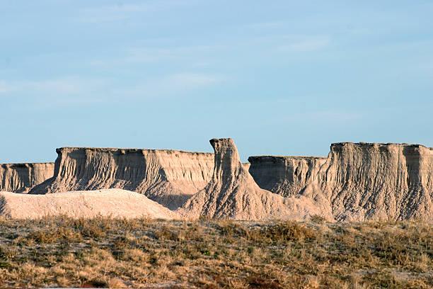 Badlands South Dakota stock photo
