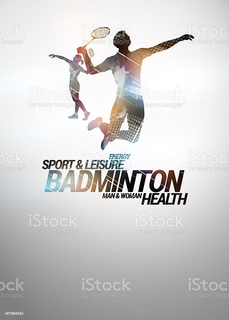Fond de Badminton - Photo