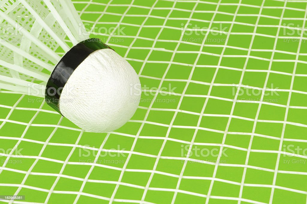 Badminton Essentials royalty-free stock photo