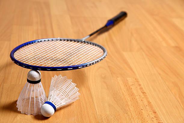 Badminton - foto de acervo