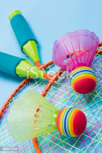 Badminton Stock Photo & More Pictures of Activity