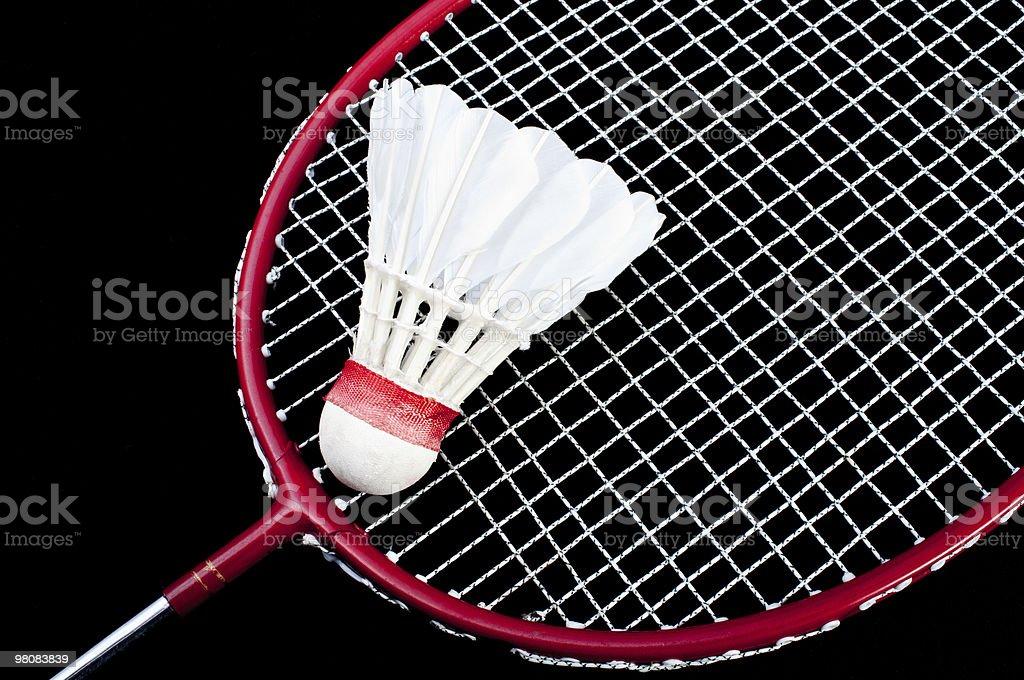 Badminton foto stock royalty-free