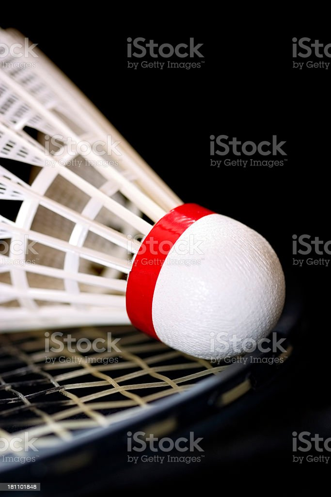 badminton sport royalty-free stock photo