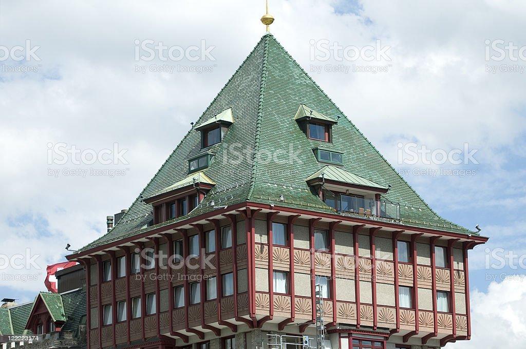 Badrutt's Palace Hotel – Foto