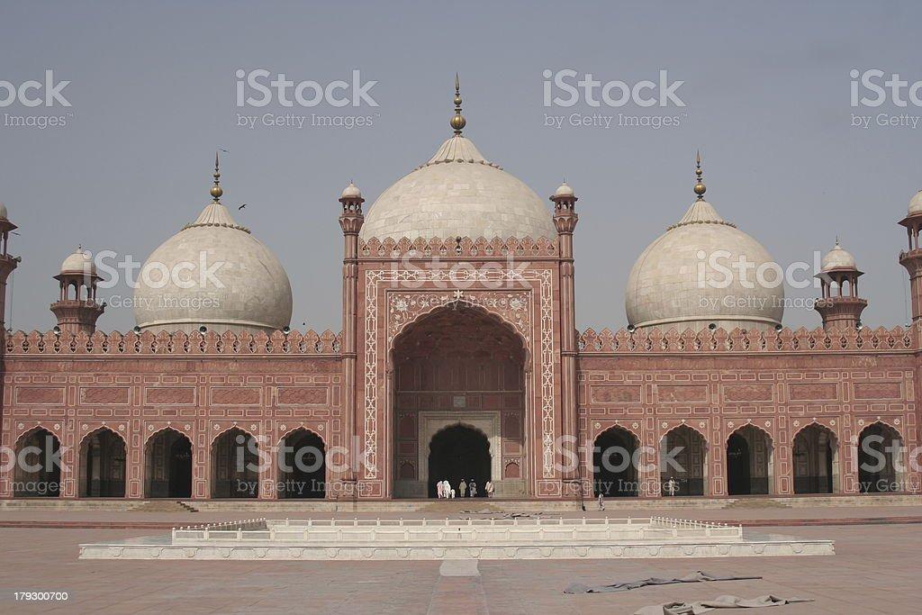 Moschee Badshahi Lahore, Pakistan – Foto