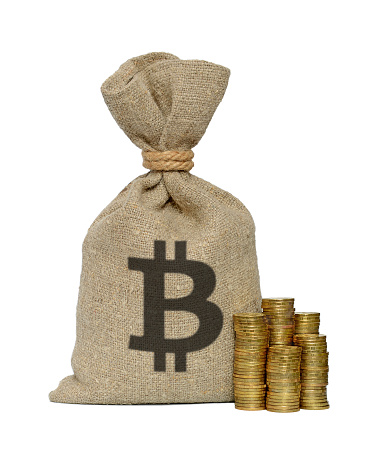 bitcoin bag)