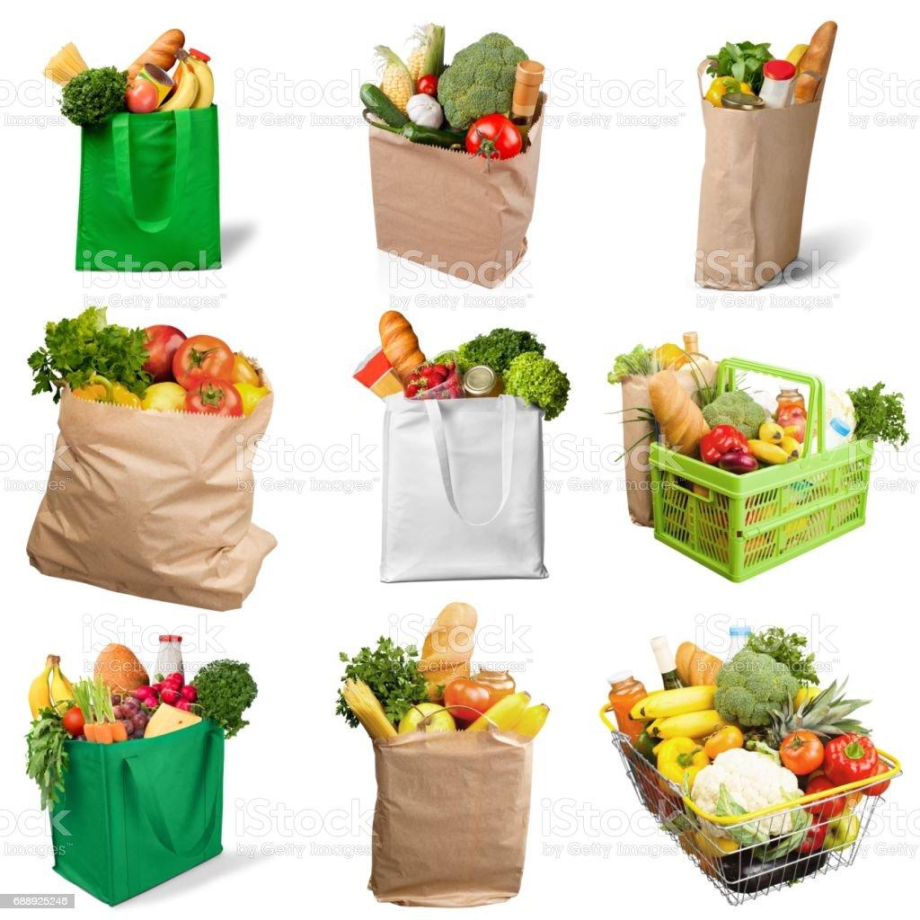 Bag. stock photo