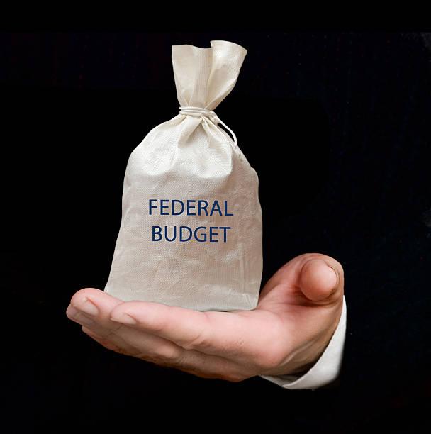 Cтоковое фото Сумка с федерального бюджета