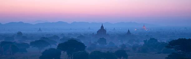Bagan, Myanmar stock photo