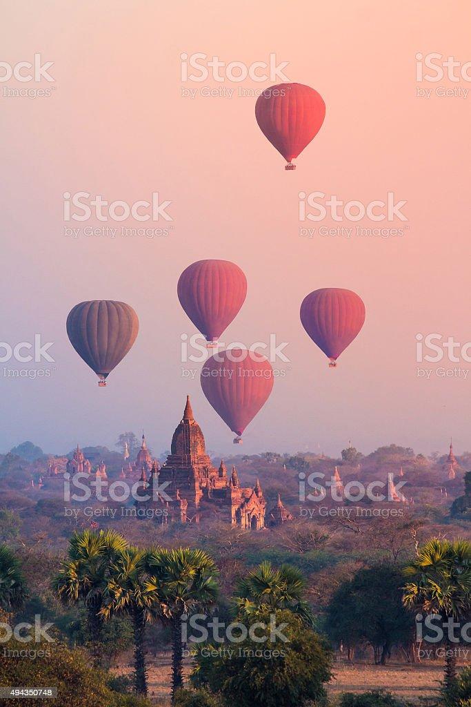 Pagan, Myanmar – Foto