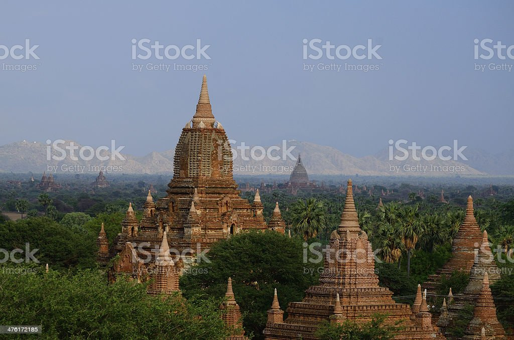 Bagan royalty-free stock photo