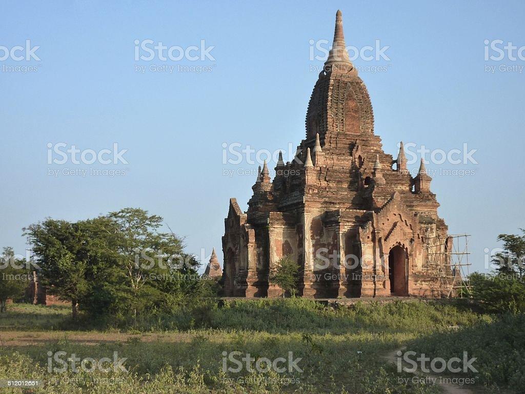Bagan Temples Myanmar Stock Photo - Download Image Now - iStock