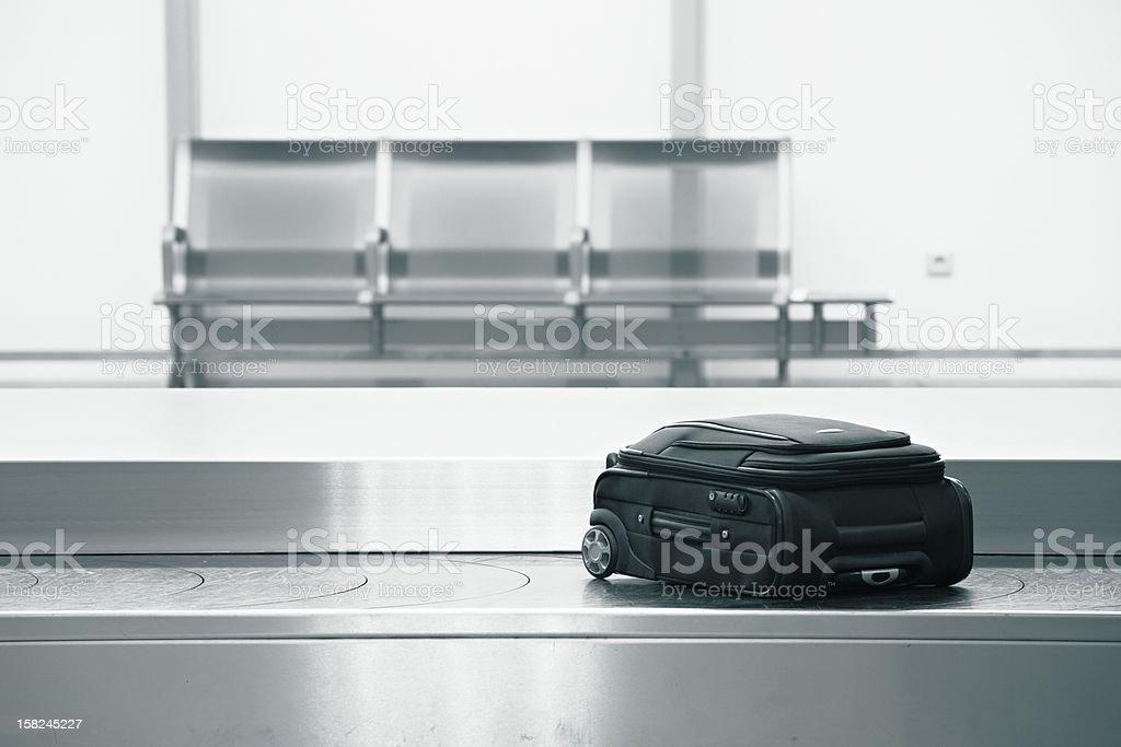 Cтоковое фото Выдача багажа