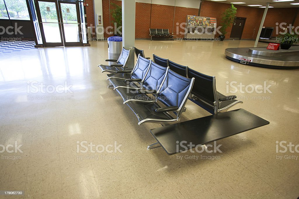 Baggage claim royalty-free stock photo
