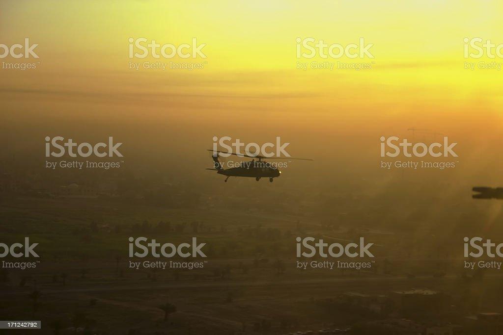 Bagdad Sunrise - foto de stock