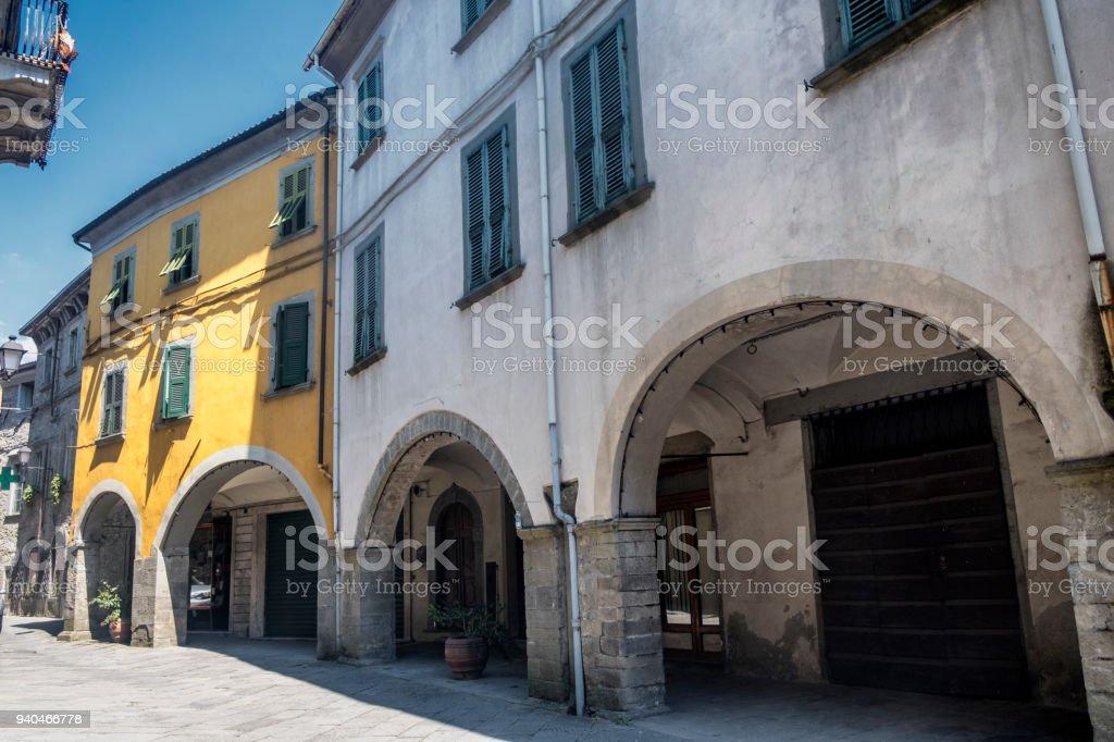 バニョーネトリエステの旧村 - ...