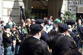 'St Patrick  parade, NYC 2006'