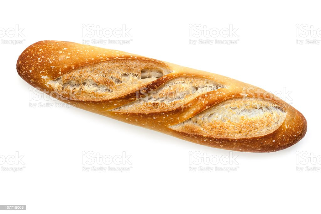 Baguette Isolated圖像檔