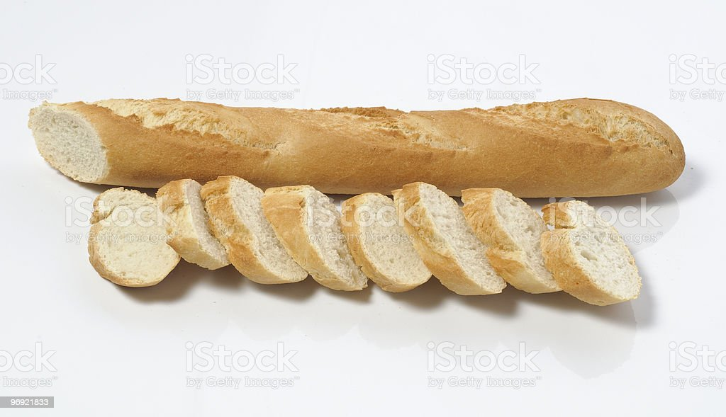 Pane tipo baguette royalty-free stock photo