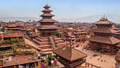 Bhaktapur is a UNESCO world hertage site in the Kathmandu Valley, Nepal.
