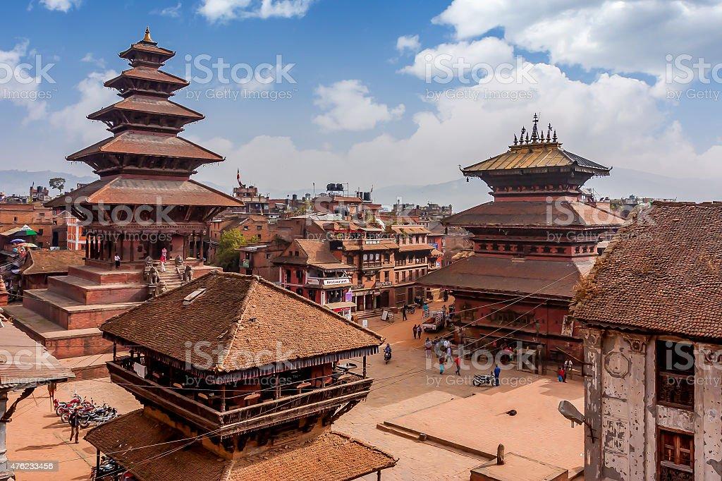 Bahakapur, Nepal stock photo