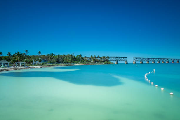 Bahia Honda State Park ist ein staatlicher Park mit offenem öffentlichen Strand – Foto