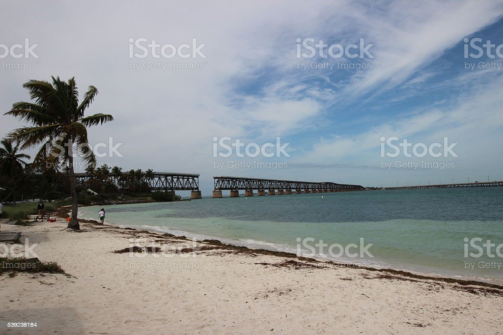 Parque estatal bahía honda foto de stock libre de derechos