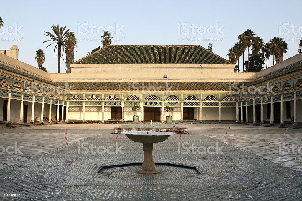 bahia-Palast Marrakesch – Foto