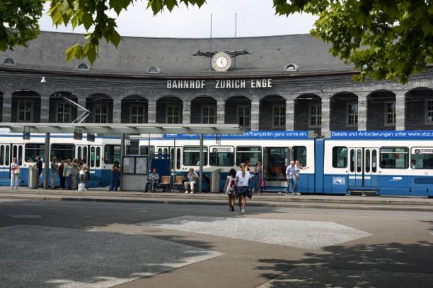 Bahnhof Enge – Foto