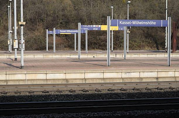 Platform bed in Kassel-Wilhelmshöhe – Foto
