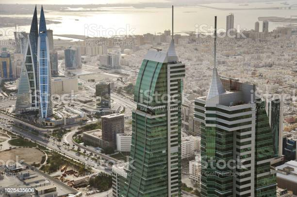 Bahrain cityscape