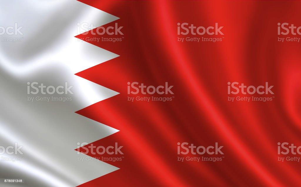 Bahrain Flag A Series Of Flags Of The World Stock Photo IStock - Bahrain flags