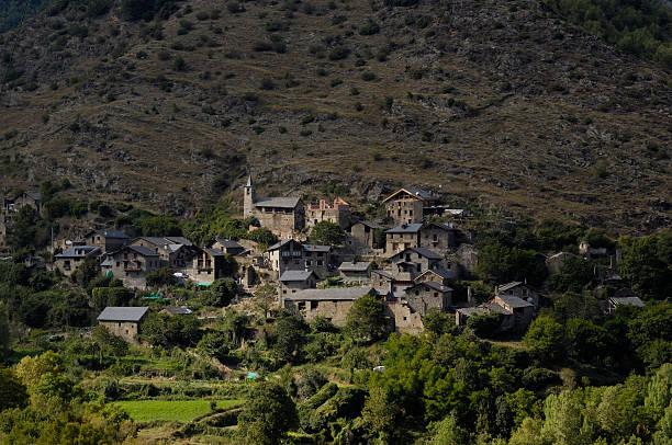 baiasca, parc природных de l'алт pirineu, pallars sobira, - lleida стоковые фото и изображения