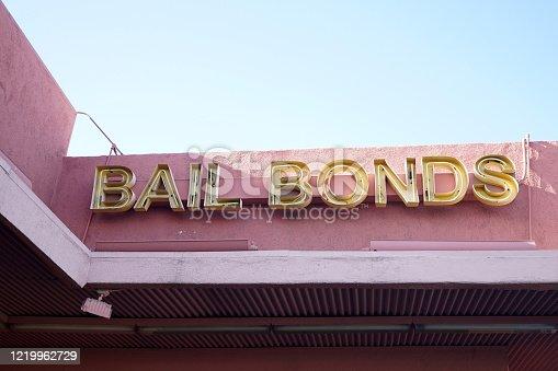 shot of bailbond