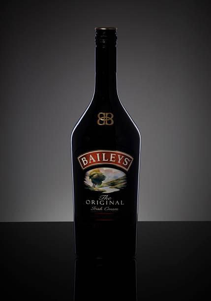 Baileys Irish Cream stock photo