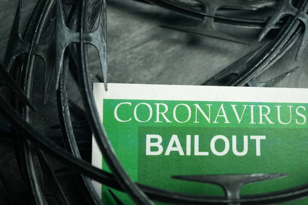bailout close up shot of word bailout bailout stock pictures, royalty-free photos & images