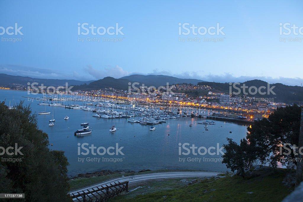 Baiona.Pontevedra.Spain stock photo