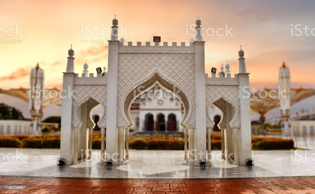Baiturrahman Grand Mosque Banda Aceh Stock Photo Download Image Now Istock