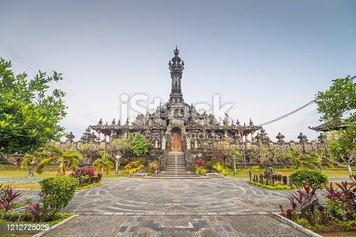 Bajra Sandhi Monument in Denpasar, Bali, Indonesia