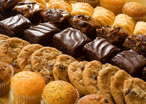 pastelería. - postre fotografías e imágenes de stock