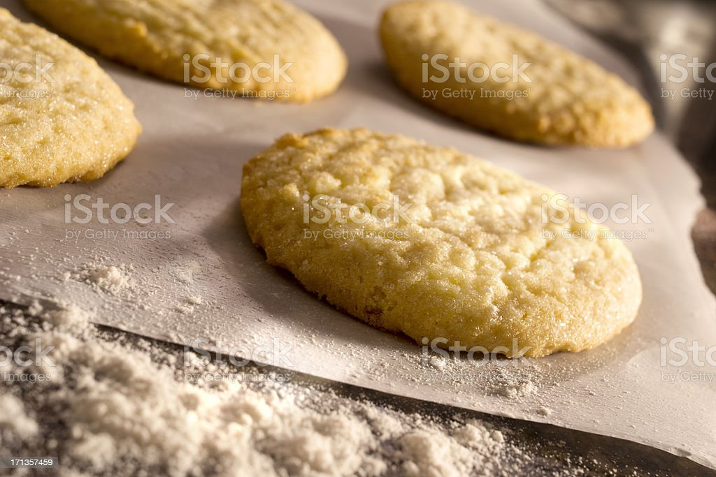 Baked in the Morning stock photo
