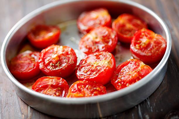 Gebackene Tomaten – Foto