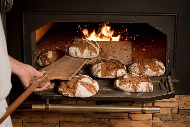 Bäcker Backen Brot – Foto