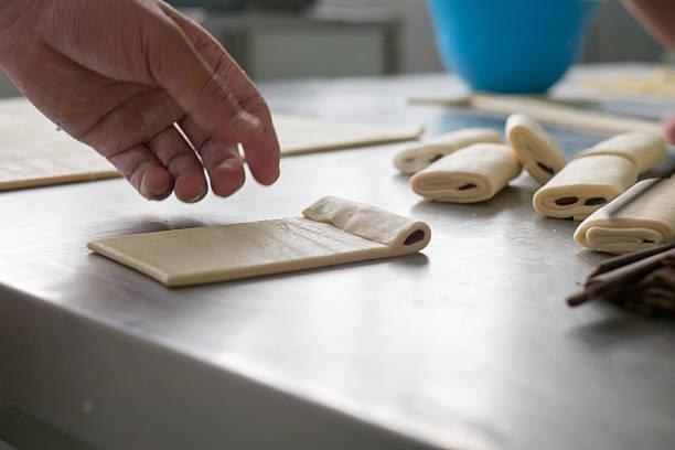 Baker, Schokolade und Gebäck – Foto