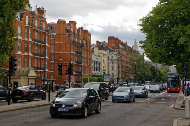 Baker Street circa 2017 stock photo