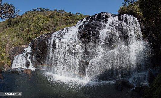 istock Baker's Falls in Horton Plains NP on Sri Lanka,Asia 1330509209
