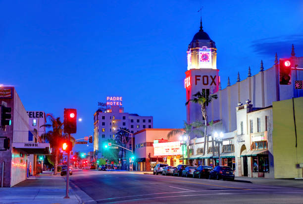 Bakersfield, California stock photo