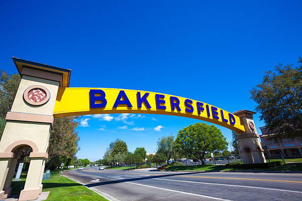 Bakersfield stock photo