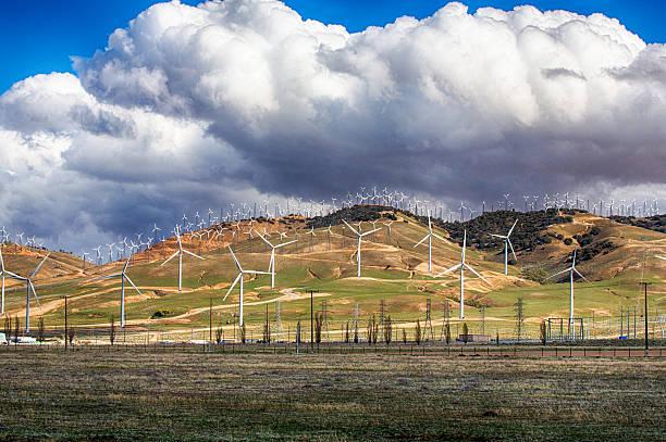 Bakersfield Wind Farm – Foto